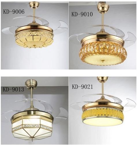 Lamp Fans