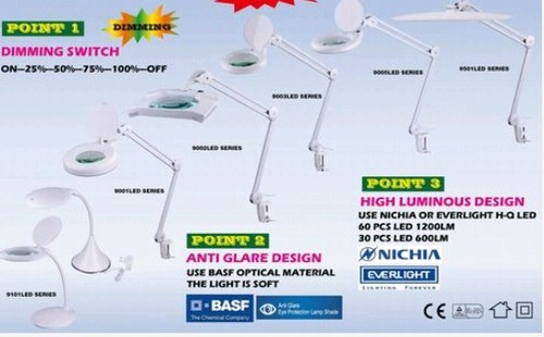 ESD Magnifier Lamps in   Yuyao City