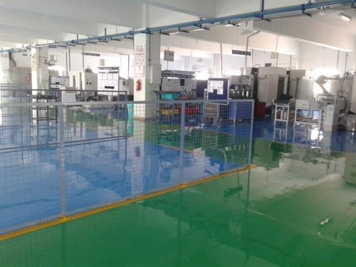 Epoxy Floor Coating Service