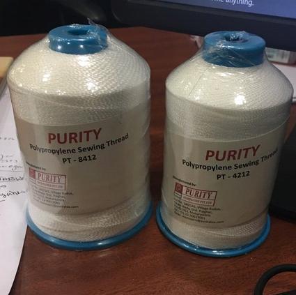 Pp 4212 Pp 8412 Polypropylene Sewing Thread