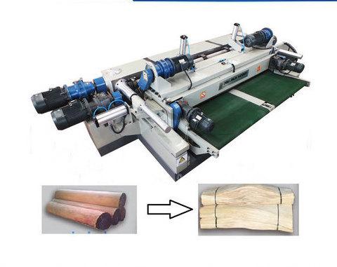 2600mm Big Gear Wood Cutting Machine