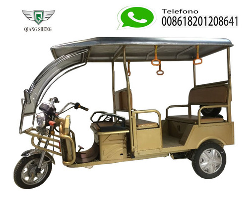 Electric Tricycles Tuk Tuk CCC Approved
