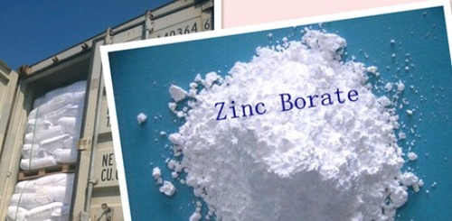 High Quality Rubber Chemicals Zinc Borate