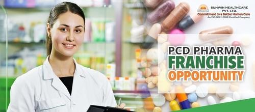 Pharma Franchise And PCD Pharma Company