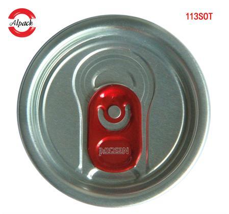 Aluminum Lids 113 For Canned Beverage