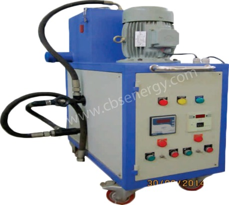 Gear Oil Centrifugal Filtration Machine in  Patparganj
