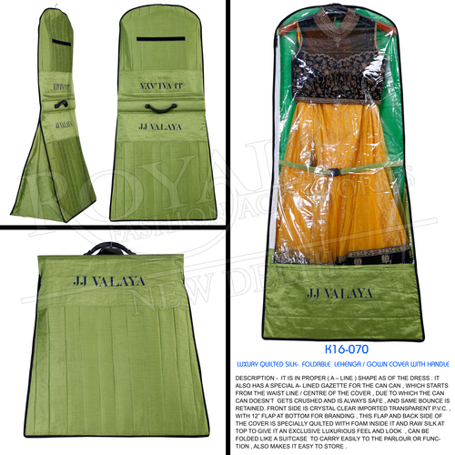 Lehenga/ Gown Covers in  East Of Kailash