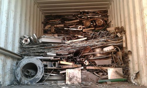Stainless Steel Scrap 304 Sabot in   Vorsterkroon Nigel