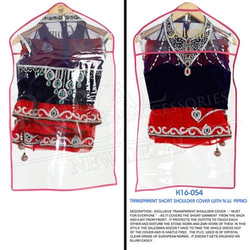 Transparent Display Covers