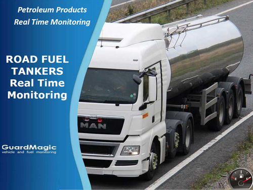 Road Fuel Tanker Monitoring Remote Monitoring By Gsm Gprs