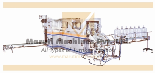 Pet Jar Filling Machine