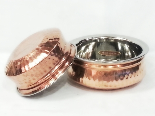 Copper Bottom Urli