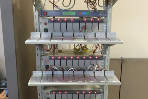 Battery Grading And Test System
