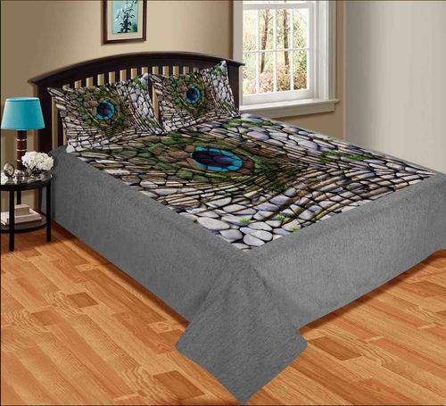 Printed Bedcovers in  Gohana Road