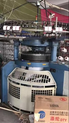 Used Single And Double Jersey Circular Knitting Machine  in  New Madhopuri