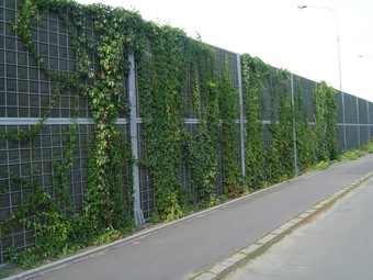 Noise Barriers Highway in  Phase-Ii