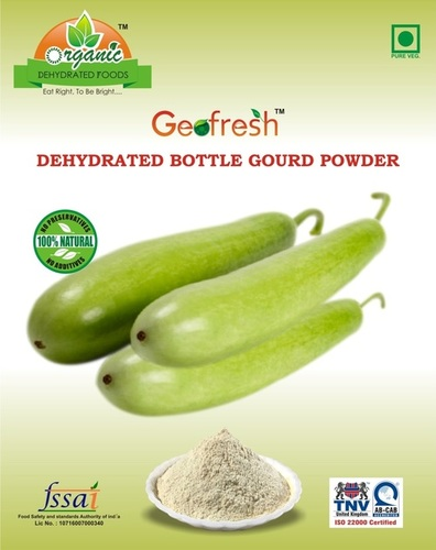 Dehydrated Bottle Gourd Powder