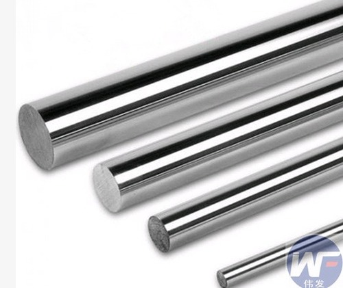 High Precision of Hardened Chrome Bars