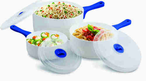 Micro Edge Cooking Pot Set