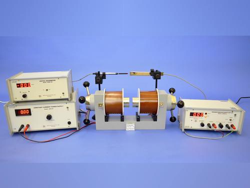 Magnetoresistance Experiment System in   Adarsh Nagar