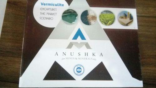Exfoliated Vermiculite Mineral