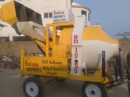 Concrete Batching Mixing Plants