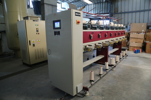 Post Spinning Machinery