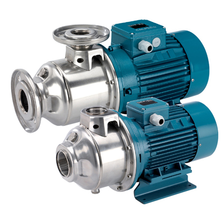 Horizontal Close Coupled Pumps