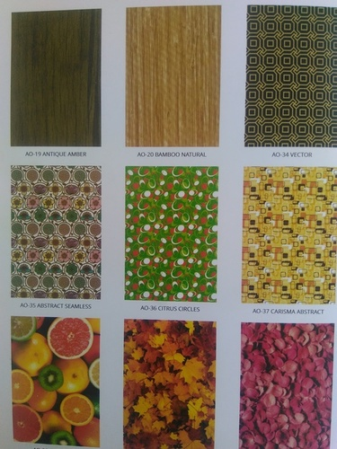 Wpc/Pvc Laminated Board