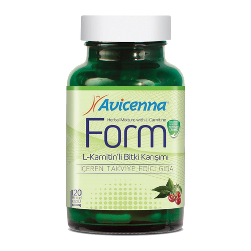 Slimming Capsule Fitoform Weight Loss Capsule With L Carnitine