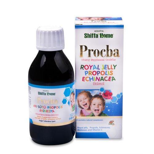 PROCBA Herbal Vitamin C Syrup with Honey