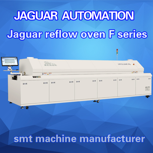 Smt Hot Air Reflow Oven Machine For Pcb Welding