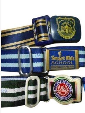 Polyester School Belts in   Bhim