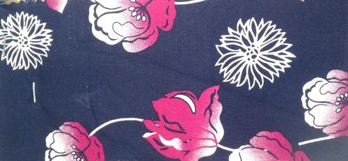 Premium Flower Design Cotton Fabrics in  Kalbadevi