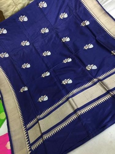 Stylish Banaras Handloom Katan Silk Dupatta