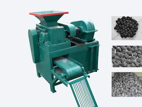 9CR2MO Coal Briquetting Machine With High Efficiency