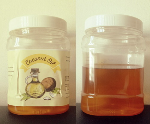Crude Coconut Oil With Low Acid Value And Low Iodine Value