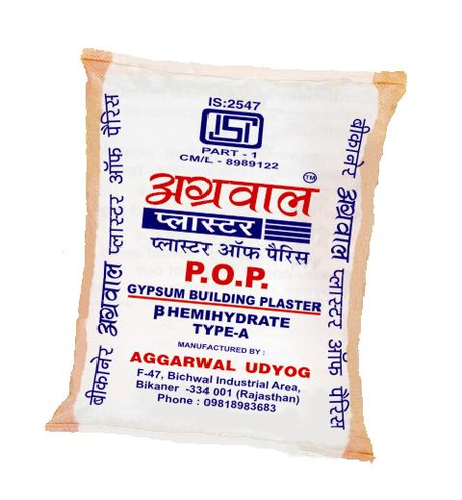 Plaster Of Paris in  19-Sector