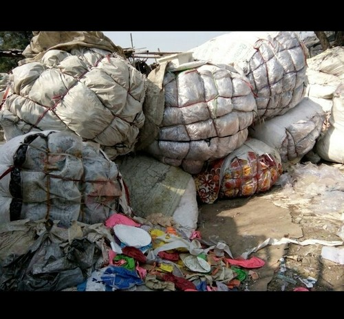 Pvc Plastic Waste