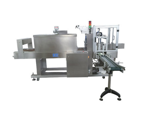 RS02 Automatic Thermal Shrink Film Packaging Machine in   Huishan District