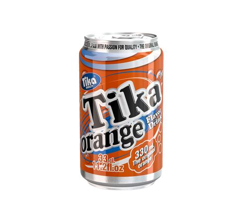 Tika Orange Soft Drink