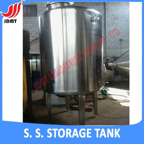 Stainless Steel Storage Tanks in  Udyog Nagar - Rohtak Road