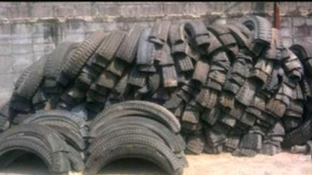 Tyres Scrap