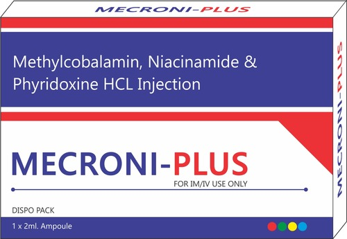 Methylcobalamine Niacinamide And Pyridoxine Hcl Injection in  Shahpore