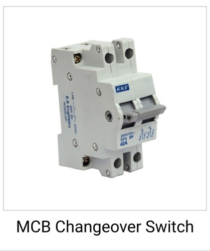 MCB Changeover Switch in  8-Sector