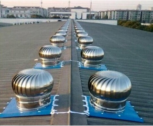 Stainless Steel Roof Fan In No. 1377 Yiwangfu North Road