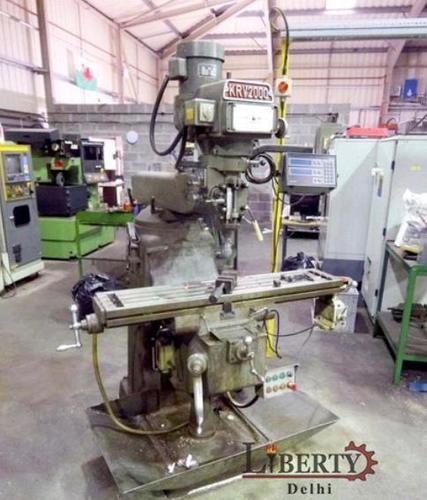 Vertical M1TR Milling Machine in  Netaji Subhash Place