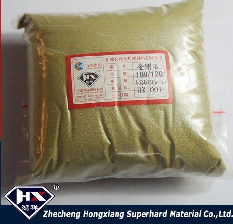 Rvd Green Industrial Diamond Powder
