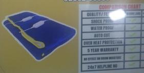 Reliable Electric Blanket in  25-Sector