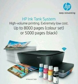 Color Printer (Hp)